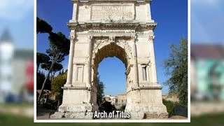 Jonathan Cahn: Mysteries behind the Colosseum and the Arch of Titus in Rome