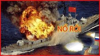 -CHẤN ĐỘNG-MỸ Cho Phóng Hỏa N-Ổ TU-NG Tàu Của PHILIPPIN VÌ Tội Cấu Kết Với TQ Ở BĐ