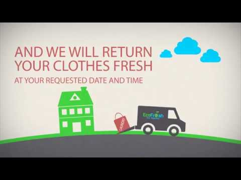 Eco Fresh Dry Cleaners Commercial