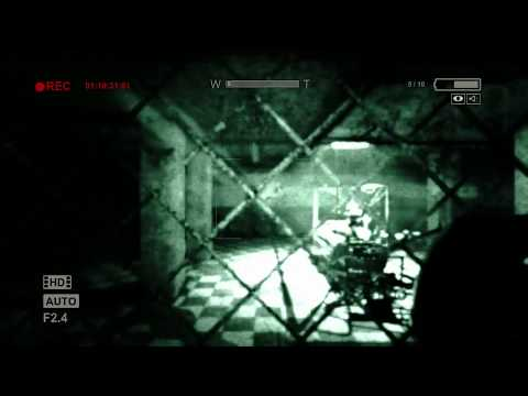 Funny Outlast Gameplay Playthrough...