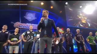 Die Promi-Darts-WM 2018 - Scooter Auftritt