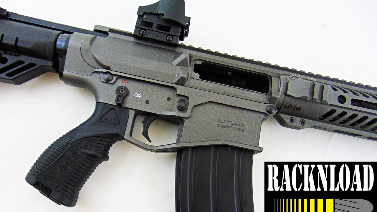 UTAS XTR 12 **FULL REVIEW** by RACKNLOAD