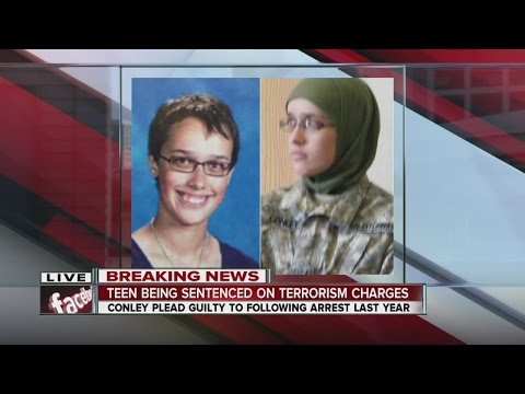Colorado teen who tried to join ISIS gets prison