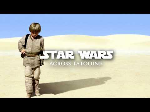 Star Wars - Across The Stars Classical Guitar