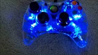 Afterglow AX.1 Blue Controller Xbox 360