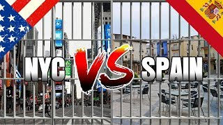 LOCKDOWN in NYC vs SPAIN Right Now ? What's The Difference !  (Quarantine Chat)