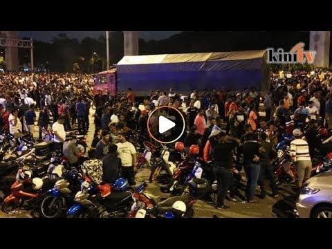 2,000 individu berkumpul di kuil USJ