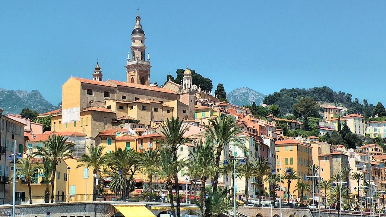 Welcome to our home in France. We fell in love with Menton and so will you.