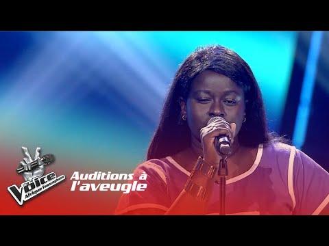 Mélanine - Mon Nom | Les Auditions à L'aveugle | The Voice Afrique Francophone| Saison 3