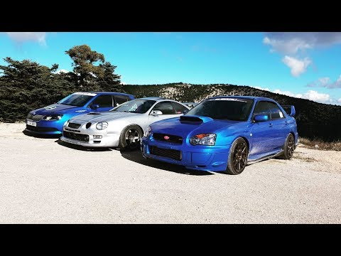 Learning Everything About A SUBARU IMPREZA WRX STI | First Autovlog