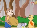Story Of Diciving Cat In Hindi For Kids (animation By Jingle Toons) video