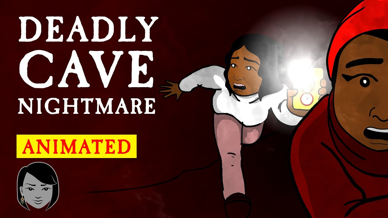 Download Deadly Cave Nightmare | Stories With Sapphire | Animated Scary Story Time