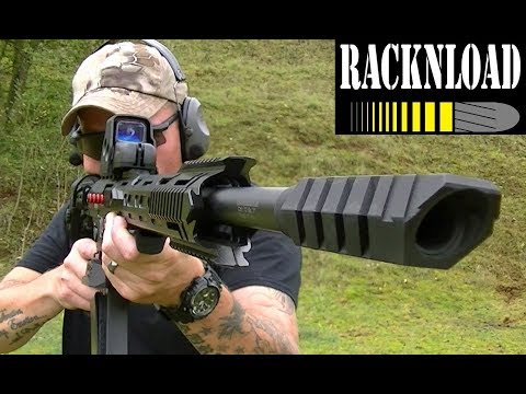Typhoon Defence Industries F12 **FULL REVIEW** by RACKNLOAD