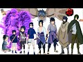 Naruto characters: Uchiha Sasuke's evolution: Here are the links to download Naruto Amino: iOS: http://apple.co/2amIS6R Android: http://bit.ly/2amIrtc Follow me: Mr ONiON Sasuke Uchiha (うちはサスケ, Uchiha Sasuke) is one of the last surviving members of Konohagakure's Uchiha clan. After his older brother, Itachi, slaughtered their clan, Sasuke made it his mission in life to avenge them. He is added to Team 7 upon becoming a ninja and, through competition with his rival and best friend, Naruto Uzumaki, Sasuke starts developing his skills. Dissatisfied with his progress, he defects from Konoha so that he can acquire the strength needed to have his revenge. His years of seeking vengeance become increasingly demanding and irrational and isolates him from others, leading him to become an international criminal. After proving instrumental in ending the Fourth Shinobi World War and being redeemed by Naruto, Sasuke decides to return to Konoha and dedicates his life to helping protect the village and its inhabitants. Music:  1.  Fun 2. Universal