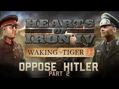 HOI4: Waking the Tiger - New Germany Focus Tree - Part 2