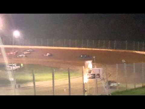 Eagle Valley Speedway Hornet Feature 8-16-15