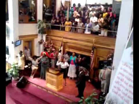 "All Nation Apostolic Tabernacle (ANAT)  ""When The Saints go to Worship"""