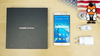 Huawei Nova plus in-depth unboxing & comparison