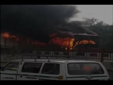 3 arrested for arson in Delhi, cops claim situation under control