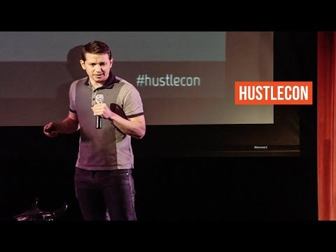 How a Solo, Non-technical Founder Started an 80+ Person Startup - Hustle Con 2015