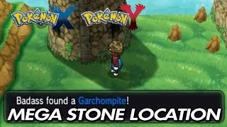 Game | Pokemon X Y Where To Find Garchompite Location | Pokemon X Y Where To Find Garchompite Location