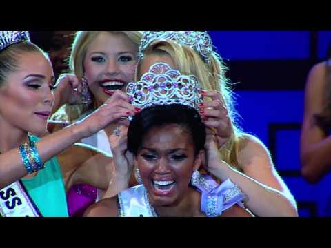 Logan West Crowned Miss Teen USA 2012