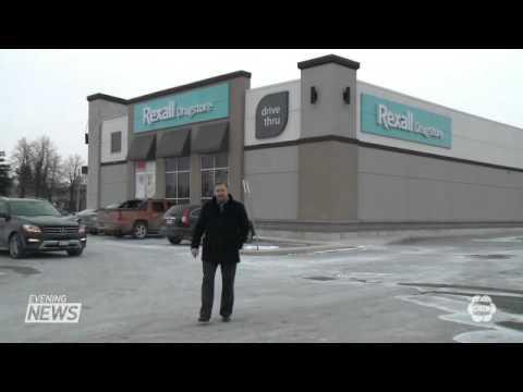 Rexall Pharmacy Robbery