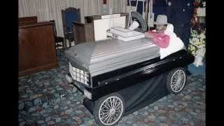 Roger Ramjet Entertainment Presents: Willie the Wimp and his Cadillac Coffin!