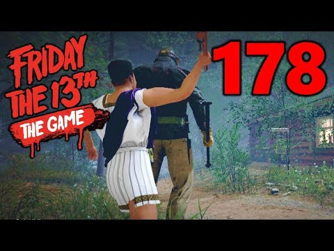 [178] Emperor Buggzy Takes Action! (Let's Play Friday The 13th The Game)