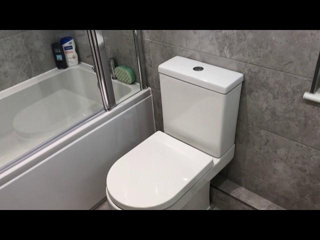 Small family bathroom