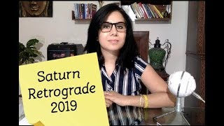 Saturn Retrograde 2019- clear the obstacles!! From your birth Nakshatra to Purvashada