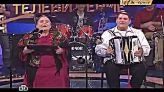 Зоя и Валера на Центральном телевидении НТВ