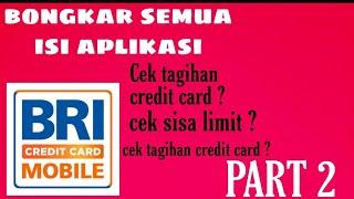 Cara Cek Limit Kartu Kredit Bri Tv Santuy Cute766