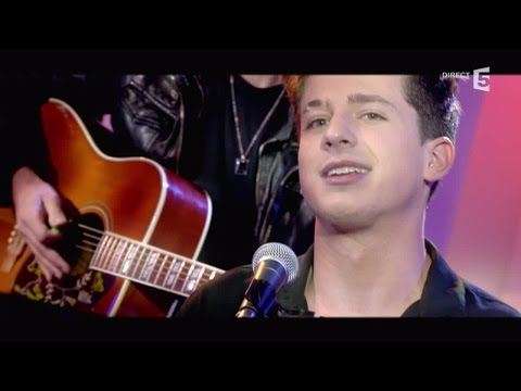 "[LIVE] Charlie Puth ""Marvin Gaye"" - C à vous - 20/10/2015"