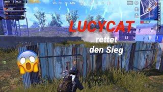 LUCYCAT rettet uns den Sieg - PUBG Mobile Deutsch
