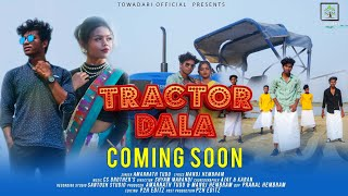 Download Tractor Dala || New Santhali Video 2021 || AmarNath Tudu || Divya Murmu || Karan Murmu