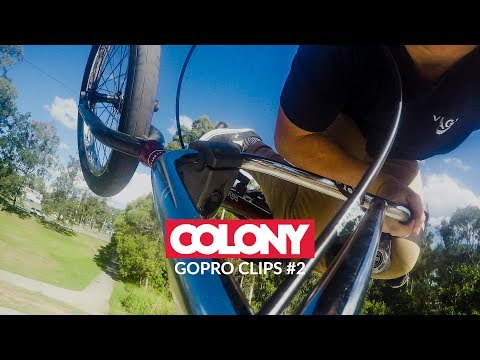 A few clips of Clint Millar & Jayden Fuller from a roll in Brisbane last week filmed with the GoPro strapped to their bikes. Thanks for watching, make sure you ...