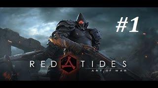 Let the war begin - Art of War: Red Tides gameplay part #1