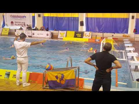 (01-06-19) Club Waterpolo Emalgesa Algeciras - Colegio Brains Madrid 1
