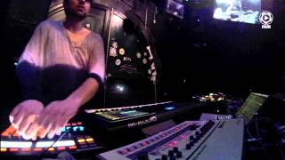 Rodriguez Jr. Full Live Set@Wood - Electronical Reeds loves Mobilee //2014// - EyeLive Sessions