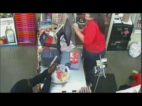 Family Dollar attempted robbery streaming vf