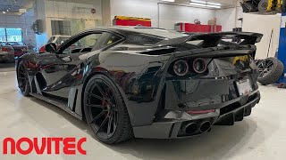 THE LAST FERRARI I WILL EVER BUY! *FERRARI / NOVITEC 812 SUPERFAST N-LARGO*