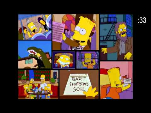 60 Second Simpsons Review - Bart Sells His Soul