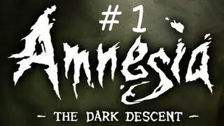 ESTE BARNEY!!! - Amnesia The Dark Descent - 1#