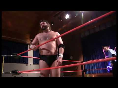 AWW Wrestling - Steven Keane Vs Brandon Thomas  - Breaking Point 2017