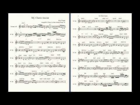 My Cherie Amour - Bb Trumpet Solo (Ichihara Hikari Ver.)