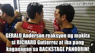 Gerald reaction ng makita si Richard Gutierrez at iba pang BACKSTAGE footages nakunan