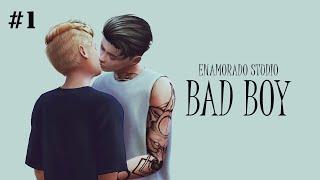 The Sims 4 сериал | ЯОЙ | Bad Boy (ep.1)