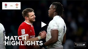 Extended Highlights: England v Wales | Guinness Six Nations