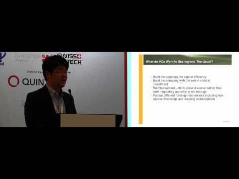 Risk Assessment Exit Strategies: Criteria for Investing Biopharma Asia Convention 2012